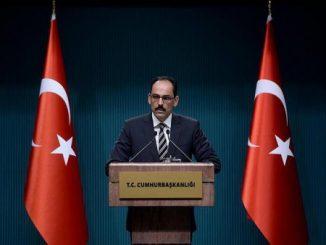 Kalin: Turska nema namjeru tražiti kredit od MMF-a